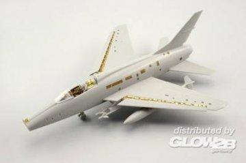F-100D S.A. [Trumpeter] · EDU 73365 ·  Eduard · 1:72