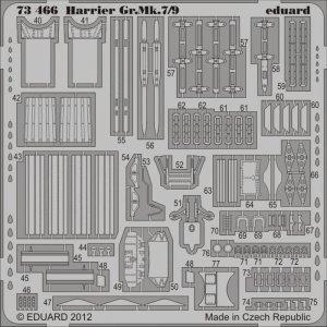 Harrier Gr. Mk. 7/9 S.A. [Revell] · EDU 73466 ·  Eduard · 1:72