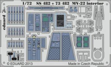 MV-22 S.A. [Hasegawa] · EDU 73482 ·  Eduard · 1:72