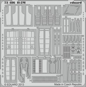 II-2M S.A. [Academy] · EDU 73486 ·  Eduard · 1:72