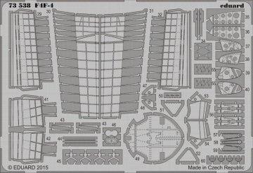 Wildcat F4F-4 [Airfix] · EDU 73538 ·  Eduard · 1:72