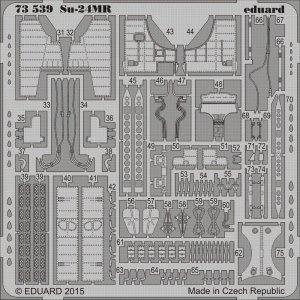 Su-24MR Fencer-E  [Trumpeter] · EDU 73539 ·  Eduard · 1:72