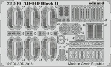 AH-64D Block II [Academy] · EDU 73546 ·  Eduard · 1:72