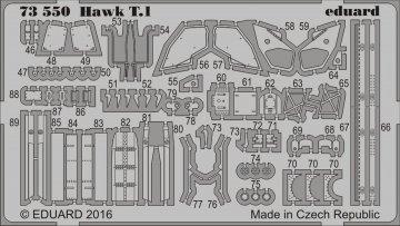 Hawk T.1 [Revell] · EDU 73550 ·  Eduard · 1:72