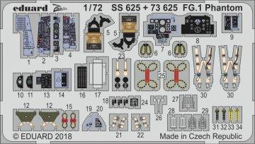 FG.1 Phantom [Airfix] · EDU 73625 ·  Eduard · 1:72