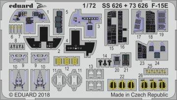 F-15E [Academy] · EDU 73626 ·  Eduard · 1:72