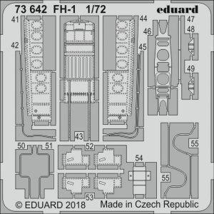 FH-1 Phantom [Special Hobby] · EDU 73642 ·  Eduard · 1:72