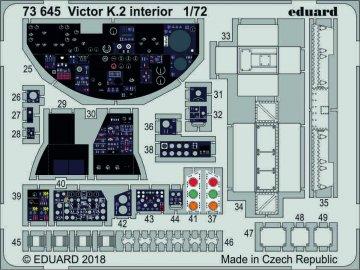 Handley Page Victor K.2 - Interior [Airfix] · EDU 73645 ·  Eduard · 1:72
