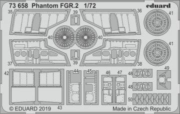 McDonnell Douglas FGR2 Phantom [Airfix] · EDU 73658 ·  Eduard · 1:72