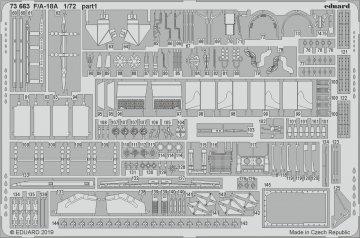 F/A-18A [Academy] · EDU 73663 ·  Eduard · 1:72