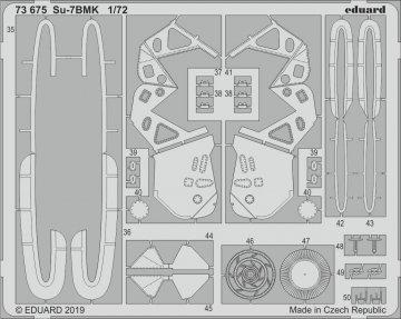 Su-7BMK [Modelsvit] · EDU 73675 ·  Eduard · 1:72
