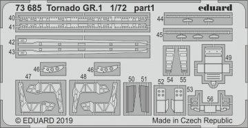 Tornado GR.1 [Italeri] · EDU 73685 ·  Eduard · 1:72