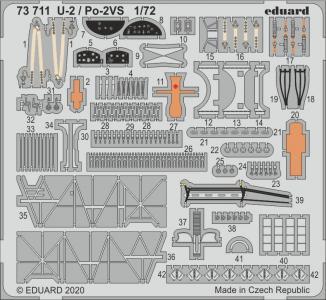 U-2/Po-2VS [ICM] · EDU 73711 ·  Eduard · 1:72