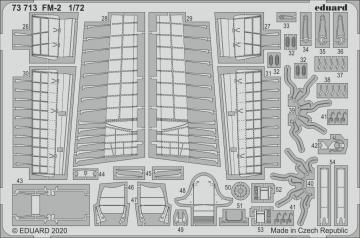 FM-2 [Arma Hobby] · EDU 73713 ·  Eduard · 1:72