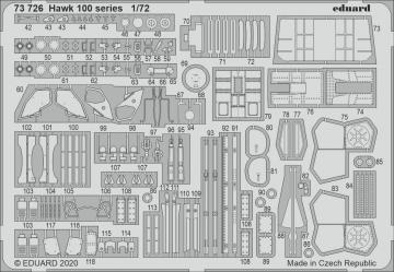 Hawk 100 series [Airfix] · EDU 73726 ·  Eduard · 1:72