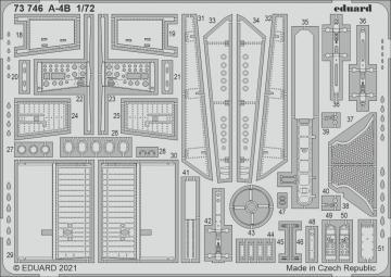 A-4B Skyhawk [Hobby 2000] · EDU 73746 ·  Eduard · 1:72
