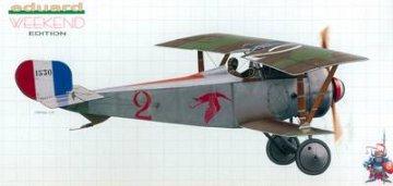 Nieuport Ni-17 - Weekend Edition · EDU 7403 ·  Eduard · 1:72