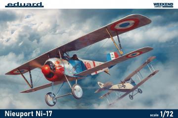 Nieuport Ni-17 - Weekend Edition · EDU 7404 ·  Eduard · 1:72