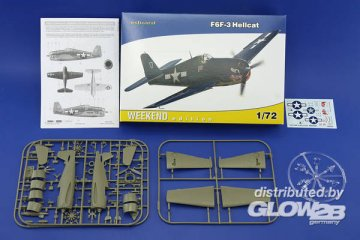 F6F-3 HELLCAT Weekend · EDU 7414 ·  Eduard · 1:72