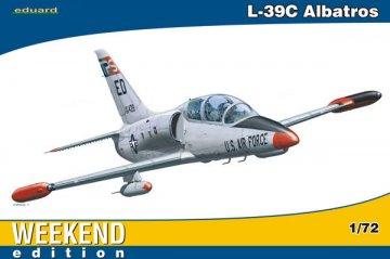 L-39C - Weekend Edition · EDU 7418 ·  Eduard · 1:72