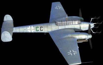 Messerschmitt Bf 110G-4 - Weekend Edtion · EDU 7422 ·  Eduard · 1:72