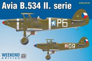B-534 II. serie - Weekend Edition · EDU 7448 ·  Eduard · 1:72