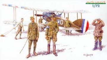 Royal Flying Corps 1917 · EDU 7503 ·  Eduard · 1:72