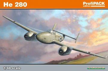 Heinkel He 280 - Profipack Edition · EDU 8068 ·  Eduard · 1:48