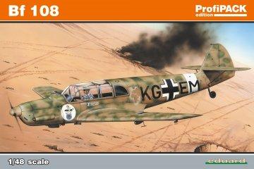 Messerschmitt Bf 108 - ProfiPACK Edition · EDU 8078 ·  Eduard · 1:48
