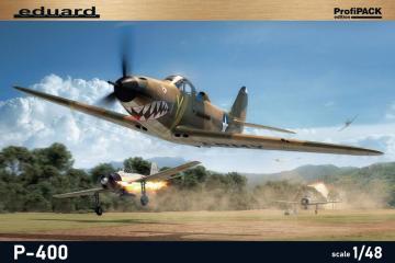 P-400 - Profipack · EDU 8092 ·  Eduard · 1:48