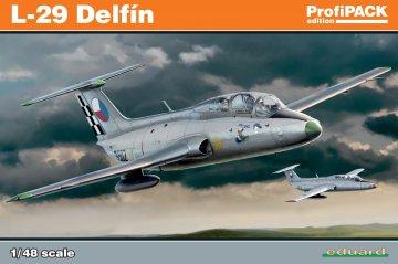 L-29 Delfin - ProfiPACK Edition · EDU 8099 ·  Eduard · 1:48