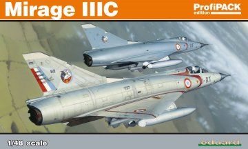 Mirage III C - ProfiPACK Edition · EDU 8103 ·  Eduard · 1:48