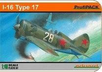 I-16 Type 17 ProfiPack · EDU 8146 ·  Eduard · 1:48