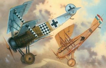 Fokker Dr.I  DUAL COMBO REEDITION · EDU 8161 ·  Eduard · 1:48