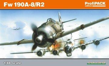 Focke-Wulf Fw 190 A-8/R-2 · EDU 8175 ·  Eduard · 1:48