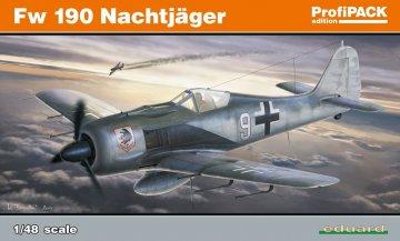 Fw 190A Nightfighter · EDU 8177 ·  Eduard · 1:48
