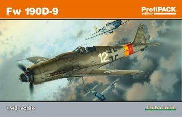 Focke-Wulf Fw 190 D-9 - ProfiPACK Edition · EDU 8184 ·  Eduard · 1:48