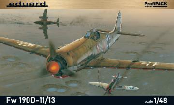 Focke Wulf - Fw 190D-11/D-13 - Dual Combo · EDU 8185 ·  Eduard · 1:48