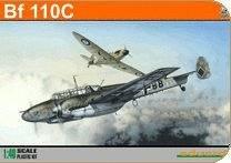 Messerschmitt Bf 110 C - ProfiPACK Edition · EDU 8201 ·  Eduard · 1:48
