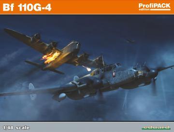 Messerschmitt Bf 110 G-4 - Profipack · EDU 8208 ·  Eduard · 1:48