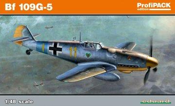 Messerschmitt Bf 109 G-5 - Profipack · EDU 82112 ·  Eduard · 1:48