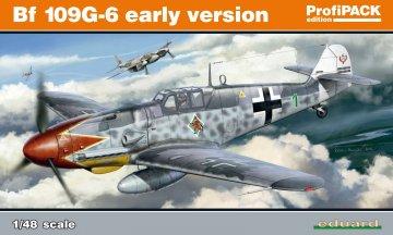 Messerschmitt Bf 109 G-6 early version - ProfiPACK Edition · EDU 82113 ·  Eduard · 1:48