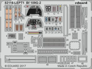 Messerschmitt Bf 109 G-2 - ProfiPACK Edition · EDU 82116 ·  Eduard · 1:48