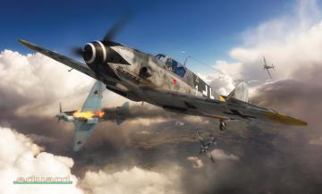 Messerschmitt Bf 109 G-14 - ProfiPACK Edition · EDU 82118 ·  Eduard · 1:48