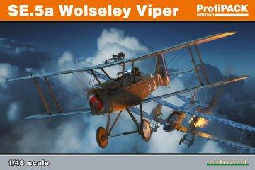 SE.5a Wolseley Viper - ProfiPACK Edition · EDU 82131 ·  Eduard · 1:48