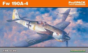 Focke-Wulf Fw 190 A-4 - ProfiPACK Edition · EDU 82142 ·  Eduard · 1:48