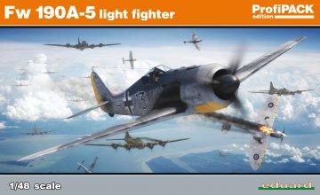 Focke Wulf Fw 190 A-5 light fighter - ProfiPACK Edition · EDU 82143 ·  Eduard · 1:48