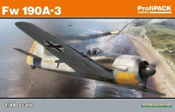 Focke Wulf Fw 190A-3 - ProfiPACK Edition · EDU 82144 ·  Eduard · 1:48