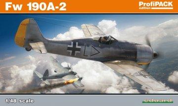 Focke Wulf Fw 190 A-2 - ProfiPACK Edition · EDU 82146 ·  Eduard · 1:48