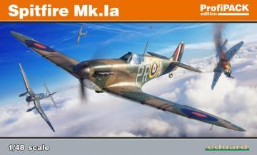 Spitfire Mk.Ia - Profipack Edition · EDU 82151 ·  Eduard · 1:48